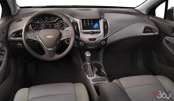 2018 Chevrolet Cruze Hatchback - Diesel LT | Photo 3 | Dark Atmosphere/Medium Atmosphere Cloth