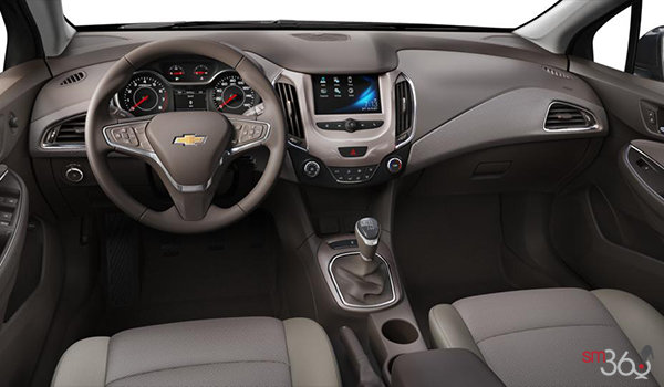 2018 Chevrolet Cruze Hatchback LT | Photo 3 | Dark Atmosphere/Medium Atmosphere Cloth