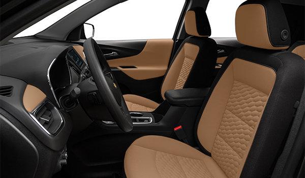 2018 Chevrolet Equinox LT | Photo 1 | Jet Black/Cinnamon Premium Cloth