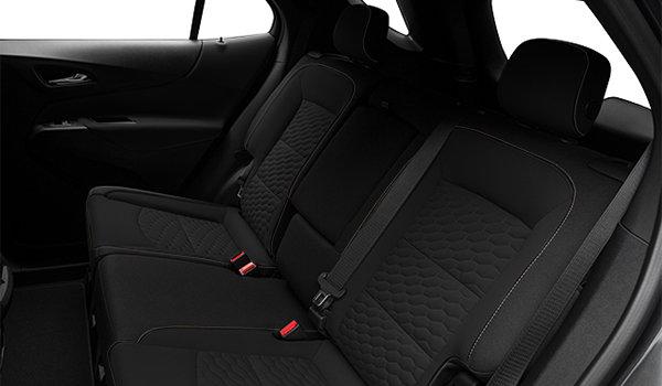 2018 Chevrolet Equinox LT | Photo 2 | Jet Black Premium Cloth
