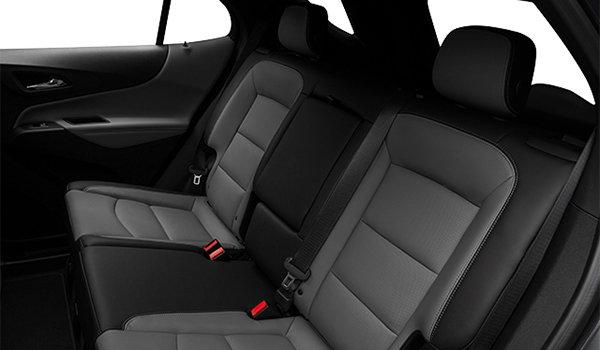 2018 Chevrolet Equinox PREMIER | Photo 2 | Medium Ash Grey Perforated Leather
