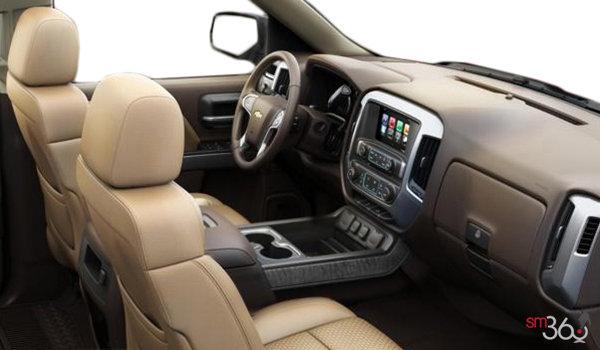 2018 Chevrolet Silverado 1500 LT 1LT   Photo 1   Cocoa/Dune Bucket seats Cloth (A95-H2T)