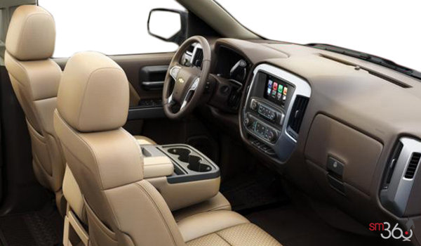 2018 Chevrolet Silverado 1500 LT 1LT   Photo 1   Cocoa/Dune Cloth (AZ3-H2T)