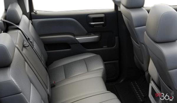 2018 Chevrolet Silverado 1500 LT 1LT   Photo 2   Dark Ash/Jet Black Cloth (AZ3-H2S)