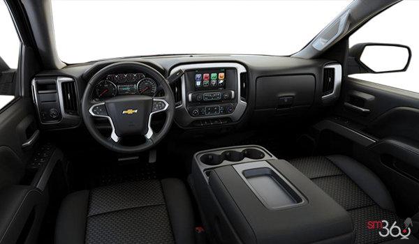 2018 Chevrolet Silverado 1500 LT 1LT   Photo 3   Jet Black Cloth (AZ3-H0U)