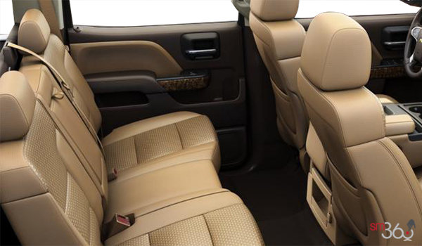 2018 Chevrolet Silverado 2500HD LT | Photo 2 | Cocoa/Dune Cloth (AZ3-H2T)