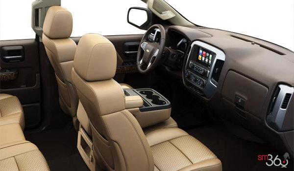 2018 Chevrolet Silverado 2500HD LT | Photo 1 | Cocoa/Dune Cloth (AZ3-H2T)