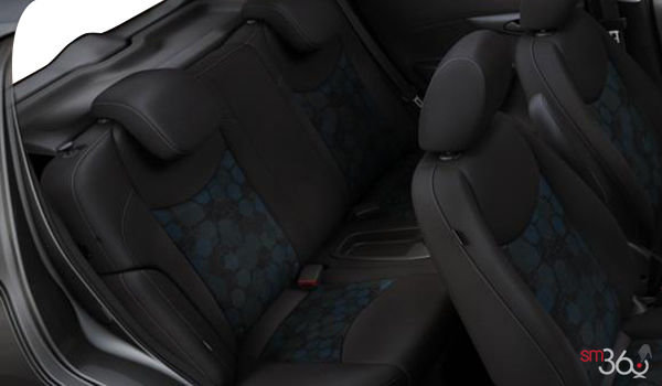 2018 Chevrolet Spark LS | Photo 2 | Jet Black Cloth