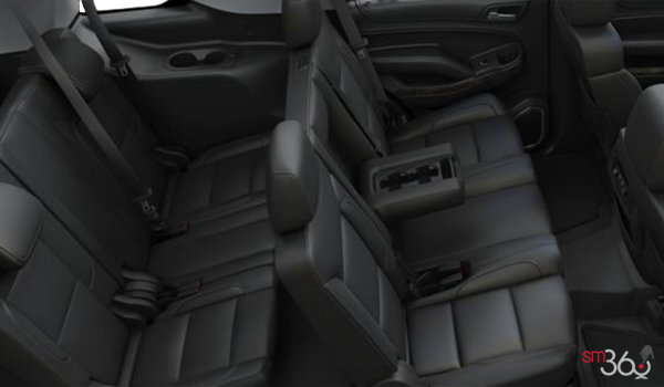 2018 Chevrolet Tahoe LT | Photo 2 | Jet Black Bucket Seats Leather (H2U-AN3)