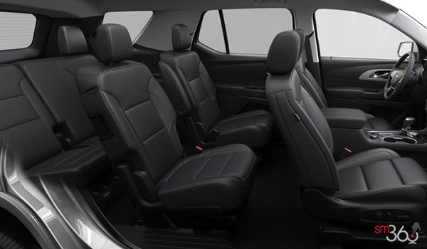 2018 Chevrolet Traverse RS | Photo 2 | Jet black perforated leather (HOY-AR9)