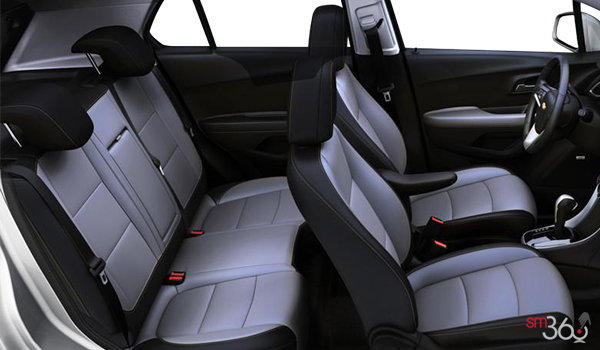 2018 Chevrolet Trax PREMIER | Photo 2 | Jet Black/Light Ash Grey Bucket seats Leatherette (AEX-AR9)
