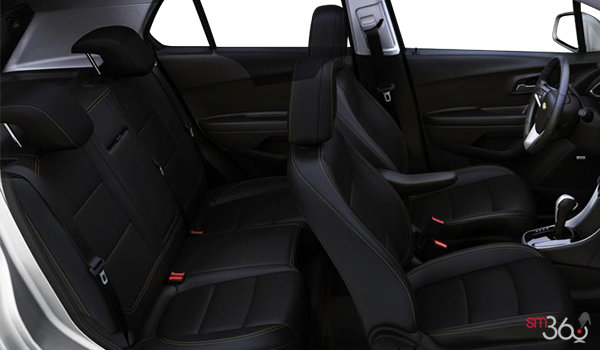 2018 Chevrolet Trax PREMIER | Photo 2 | Jet Black Bucket seats Leatherette (AEW-AR9)