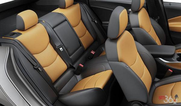 2018 Chevrolet Volt PREMIER   Photo 2   Jet Black/Brandy Leather (H83-A51)