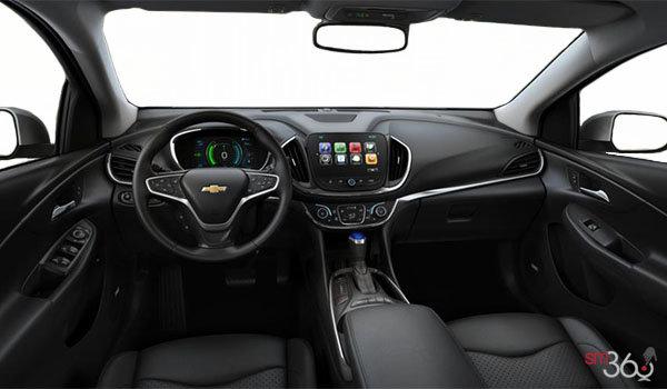 2018 Chevrolet Volt PREMIER   Photo 3   Jet Black Leather (HOY-A51)