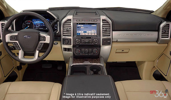 2018 Ford Chassis Cab F-450 LARIAT | Photo 3 | Camel Premium Leather Split Bench(6A)