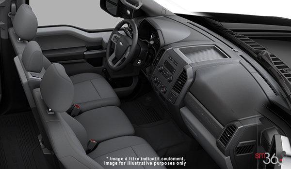2018 Ford Chassis Cab F-450 XL   Photo 1   Medium Earth Grey HD Cloth (4S)