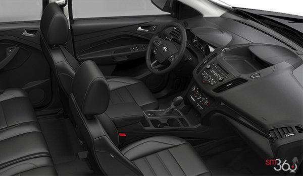 2018 Ford Escape SE | Photo 1 | Charcoal Black Cloth