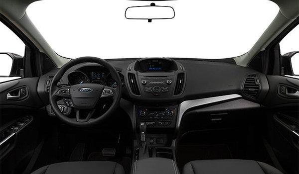2018 Ford Escape SE | Photo 3 | Charcoal Black Cloth