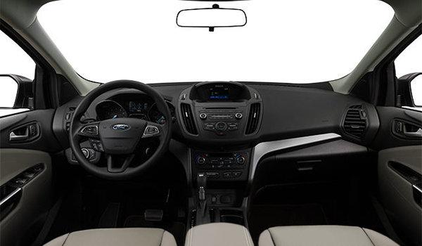 2018 Ford Escape SE | Photo 3 | Medium Light Stone Cloth