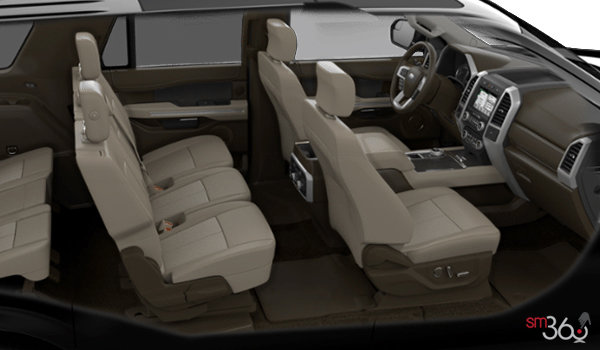 2018 Ford Expedition LIMITED MAX | Photo 1 | Medium Stone Leather (EL)