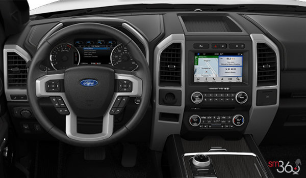 2018 Ford Expedition LIMITED | Photo 3 | Ebony Leather (EH)