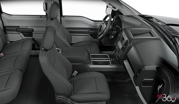 2018 Ford F-150 XL | Photo 1 | Medium Earth Grey Cloth Bucket Seats (WG)