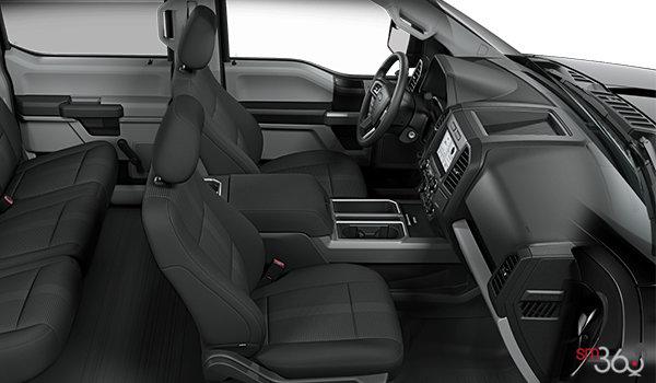 2018 Ford F-150 XL | Photo 1 | Black Sport Cloth Buckets Seats (JG)