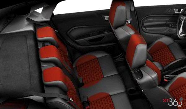 2018 Ford Fiesta Hatchback ST | Photo 2 | Molten Orange Recaro Partial Leather(CH)