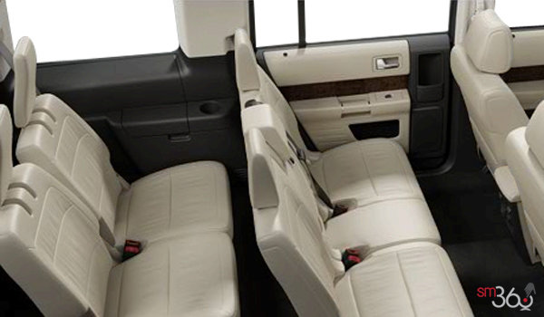2018 Ford Flex LIMITED | Photo 2 | Dune Leather
