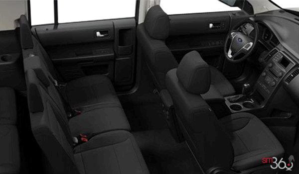 2018 Ford Flex SE | Photo 1 | Charcoal Black Cloth