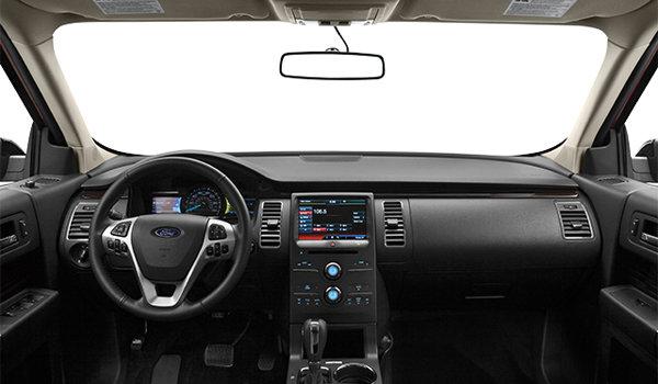 2018 Ford Flex SEL | Photo 3 | Charcoal Black Cloth