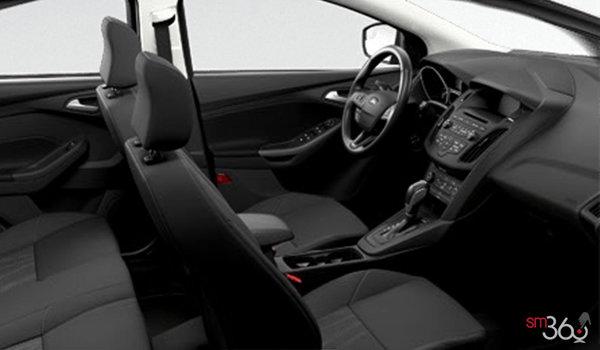 2018 Ford Focus Hatchback SE | Photo 1 | Charcoal Black Premium Cloth