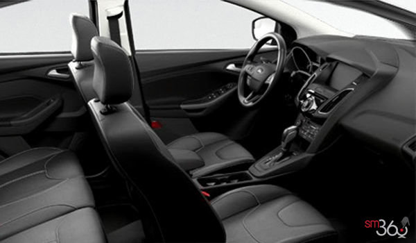 2018 Ford Focus Sedan SEL   Photo 1   Charcoal Black Premium Cloth