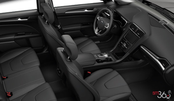 2018 Ford Fusion Energi TITANIUM | Photo 1 | Ebony Leather (CT)