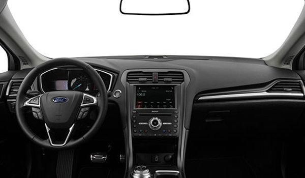 2018 Ford Fusion Energi TITANIUM | Photo 3 | Medium Soft Ceramic Perforated Leather (KM)