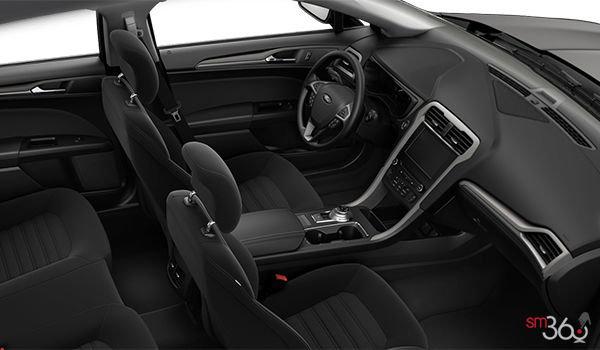 2018 Ford Fusion Hybrid SE   Photo 1   Ebony Leather