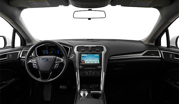 2018 Ford Fusion Hybrid SE   Photo 3   Ebony Cloth