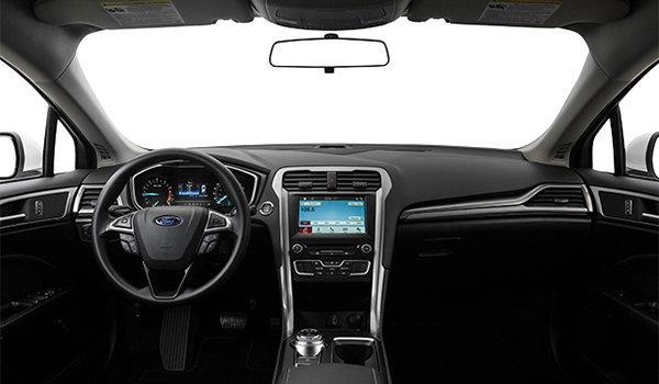 2018 Ford Fusion SE | Photo 3 | Ebony Cloth (DT)