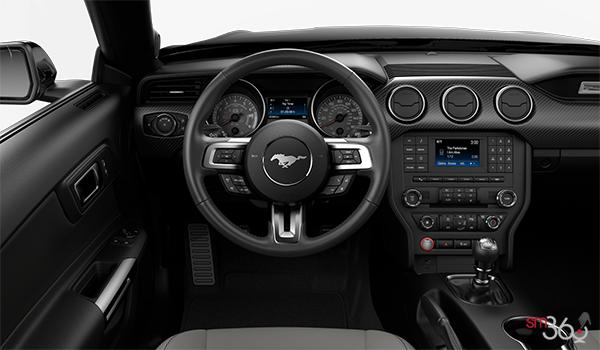 2018 Ford Mustang Convertible EcoBoost | Photo 3 | Dark Ceramic Cloth (22)