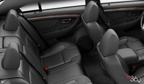 2018 Ford Taurus LIMITED | Photo 2 | Charcoal Black Leather (PW)