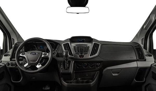 2018 Ford Transit WAGON XLT | Photo 3 | Pewter Cloth (CK)