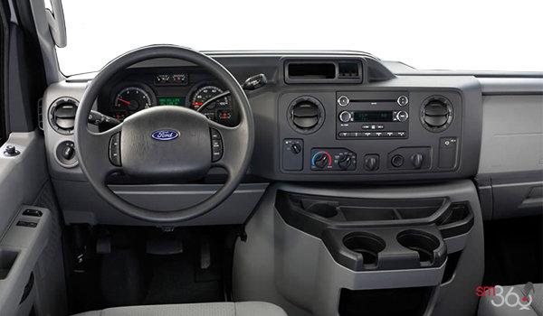 2018 Ford E-Series Cutaway 450 | Photo 3 | Medium Flint Vinyl (AE)
