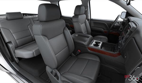 2018 GMC Sierra 1500 SLT | Photo 1 | Dark Ash/Jet Black Bucket seats Leather (AN3-H2V)