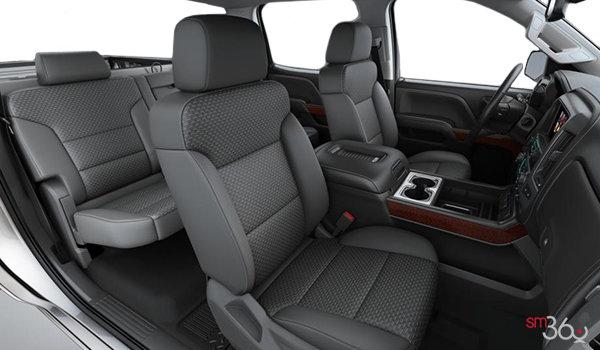 2018 GMC Sierra 3500HD SLE   Photo 1   Dark Ash/Jet Black Bucket seats Cloth (H2S-A95)