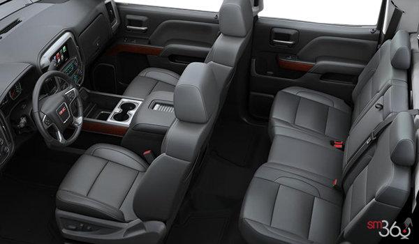 2018 GMC Sierra 3500HD SLT | Photo 2 | Dark Ash/Jet Black Bucket seats Perforated Leather (H3C-AN3)