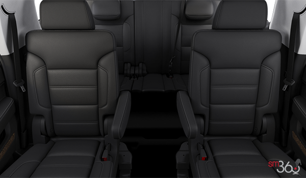 2018 GMC Yukon DENALI | Photo 2 | Jet Black Front Bucket seats Perforated Leather (H2X-AN3)