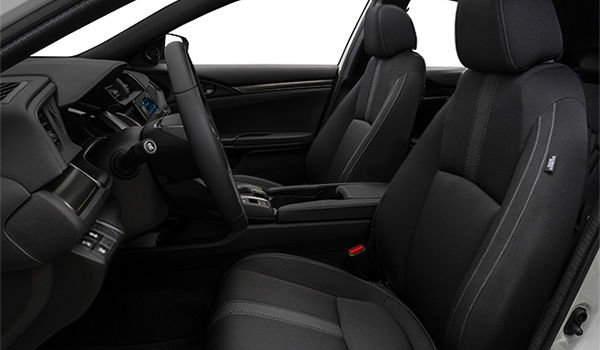 2018 Honda Civic hatchback SPORT HONDA SENSING | Photo 1 | Black Fabric