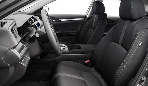 2018 Honda Civic Sedan LX | Photo 1 | Black Fabric