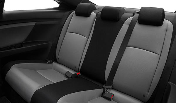 2018 Honda Civic Coupe EX-T HONDA SENSING   Photo 2   Grey Fabric