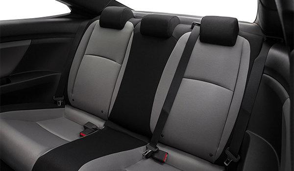 2018 Honda Civic Coupe LX   Photo 2   Grey Fabric